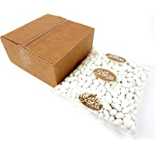 White Jordan Almonds, 5 lb Bag