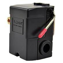 PODOY New H/D Pressure switch for air compressor 95-125 w/ Unloader