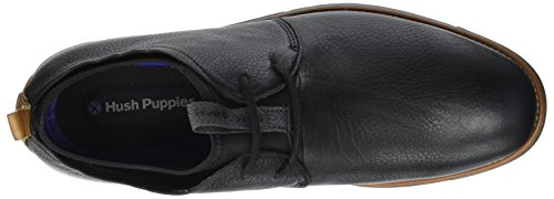 Hush Puppies Performance, Scarpe Stringate Uomo Nero (Noir)