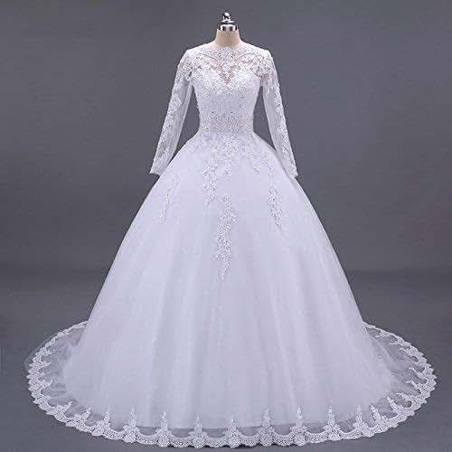 Amazon.com: Vintage Lace Bridal Dresses for Wedding Ball