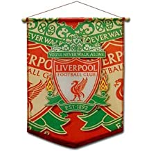 Liverpool FC Crest Football Pennant