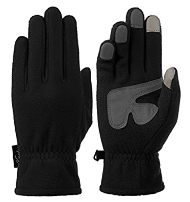 Knolee Men&Women Winter Glove Outdoor Warm Fleece Gloves With TouchScreen