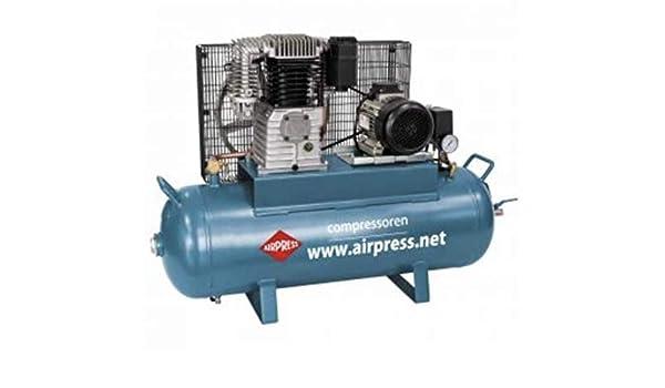 Compresor de aire comprimido, 3 CV, 100 L, K100-450 36512-N ...