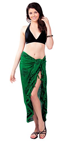de Shamrock Sarong Trinity Sarongs Celtic Green 1 Womens World ba Traje o 4a0q6Aw