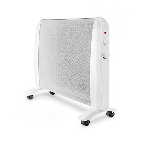 Mondial A10 Placa de Calefacción 1500 W Gris