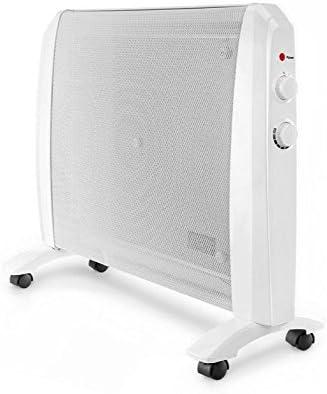 Mondial A10 Placa de Calefacción, 1500 W, Acero, Gris