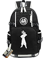 YOYOSHome Dragon Ball Z Anime Goku Cosplay Bookbag Backpack School Bag