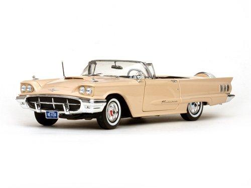 (Ford Thunderbird Diecast Model)