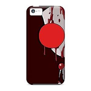 Premium Durable Gir Fashion Tpu Iphone 5c Protective Case Cover