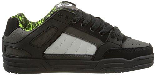 Sneaker Multicolore Uomo Black Charcoal Tilt Globe Lime Sq5w6B5vx