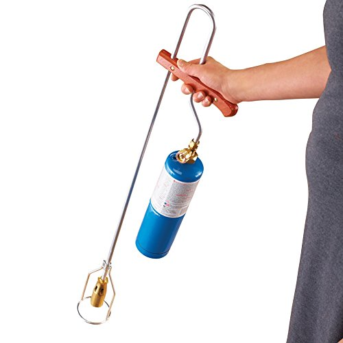 Lowest Prices! TRENTON Portable Propane Weed Ice Torch