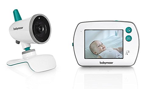 Babymoov A014420 - Vigilabebés de vídeo