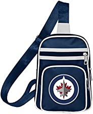 NHL Womens NHL Mini Cross Sling Bag