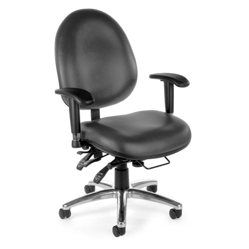 (OFM Inc 24 Hour Computer Task High-Back Chair)