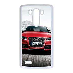Audi Srcar 2 3 LG G3 Cell Phone Case White VC1N4509