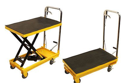 GHP-330lb-Heavy-Duty-Mobile-Hydraulic-Table-Lift-9-to-28-Jack-Cart