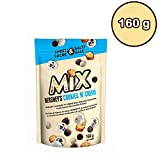 HERSHEY'S Cookies n Crème Chocolate Snack Mix, 160 Gram