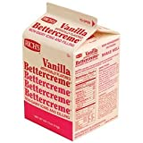 Rich Products Vanilla Artificial Flavor Bettercreme Icing and Filling, 8.8 Pound -- 4 per case.