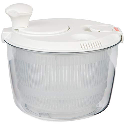 Andcolors SMALL Salad Spinner 2.9 qt Size BPA Free Clips