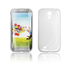 Funda / Carcasa Silicona GEL S-LINE Transparente para Samsung Galaxy S4 i9500 SIV