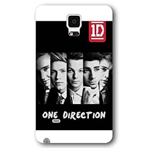 Customized Black FrostedFor Case Samsung Galaxy S5 Cover Case, One Direction(1D)For Case Samsung Galaxy S5 Cover case