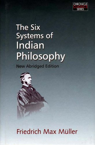 Download Six Systems of Indian Philosophy (New Abridged Edition) PDF ePub fb2 book