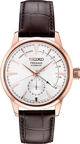 SEIKO PRESAGE Automatic Brown Gradient Cocktail Time