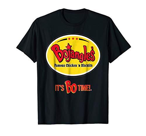 Bojan-gles T Shirt Restaurant Logo It Is Bo Time For Mens