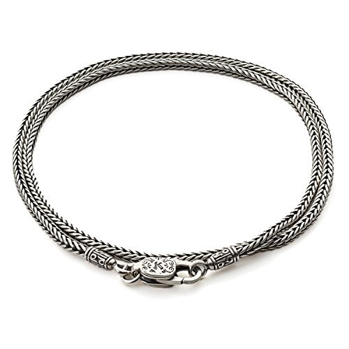 Konstantino Men's Sterling Silver Chain