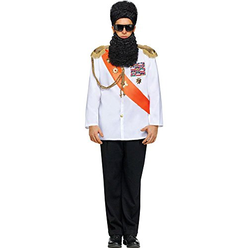 FunWorld Military Jacket Adult Costume