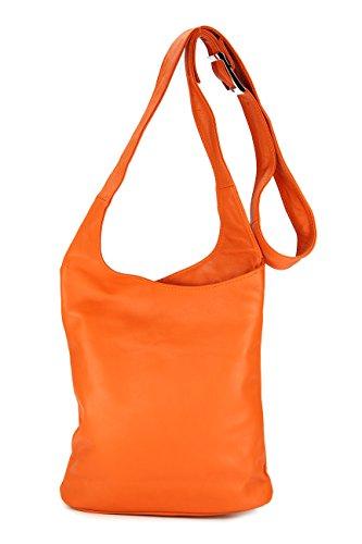 Belli, Borsa a tracolla donna Arancione arancione