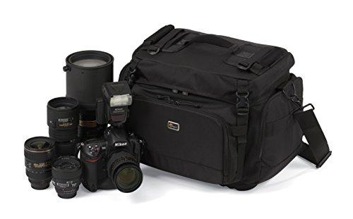 Lowepro Magnum 200 AW Shoulder Bag (Black) by Lowepro (Image #4)