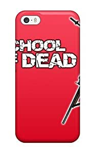EzDQdYv6208lpLmG Highschool Of The Dead Awesome High Quality For SamSung Galaxy S6 Phone Case Cover Skin(3D PC Soft Case)