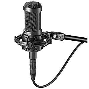 Audio Technica AT2035 Microphone with Focusri...