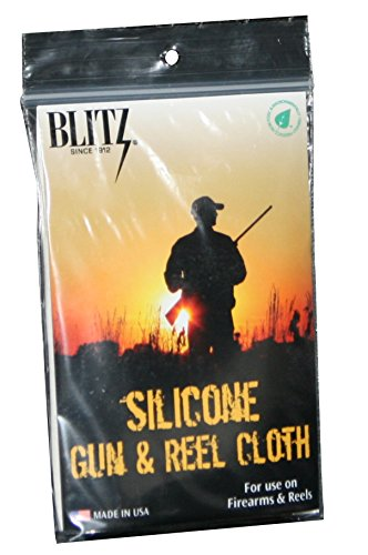 Blitz 21018 Silicone Gun and Reel Cloth (2 Pack), 11'' x 14''