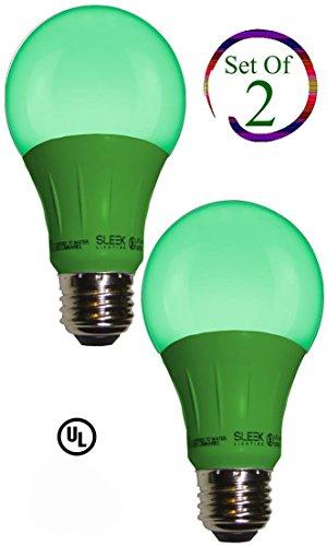 Green Led Light Bulb in Florida - 9