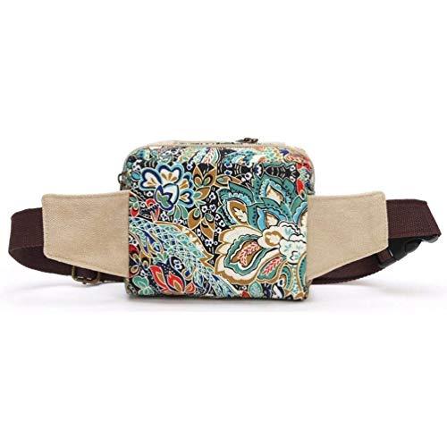 modi della tela piccola borsa di sportiva Dimensione Blu donne di due Colore varietà tendenza opzionale Blu Messenger una borsa Le colori la borsa a tracolla Moontang con z7pYAY