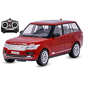 Zest 4 Toyz Remote Controlled Range Rover Like Car with Lights | Remote Control Toy for Kids Best Birthday Gift for Boys | Rechargeable Racing Car for Kids (Assorted)