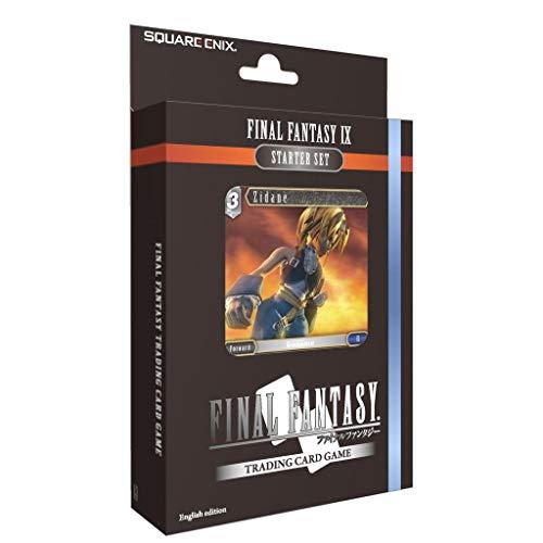 - Square Enix Final Fantasy IX TCG FFIX (9) Starter Set Deck