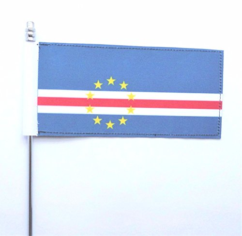 Cape Verde Islands Ultimate Table Desk (Cape Verde Islands Flag)