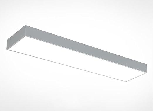 Oficina Moderno Material Aluminio ANDEa Simple LED Techo xdCorBe