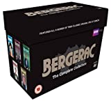 Bergerac - Complete Series - 27-DVD Box Set ( Bergerac - Entire Series 1-9 ) [ NON-USA FORMAT, PAL, Reg.2.4 Import - United Kingdom ] by Terence Alexander
