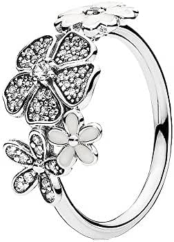 SHIMMERING BOUQUET RING-4.5 XSMALL