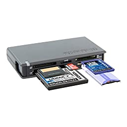 Delkin USB 3.0 Universal Memory Card Reader (DDREADER-42)