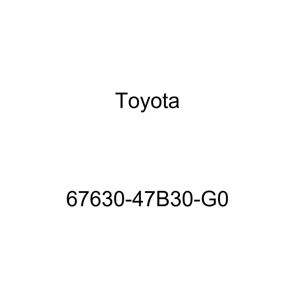 Genuine Toyota 67630-47B30-G0 Door Trim Board
