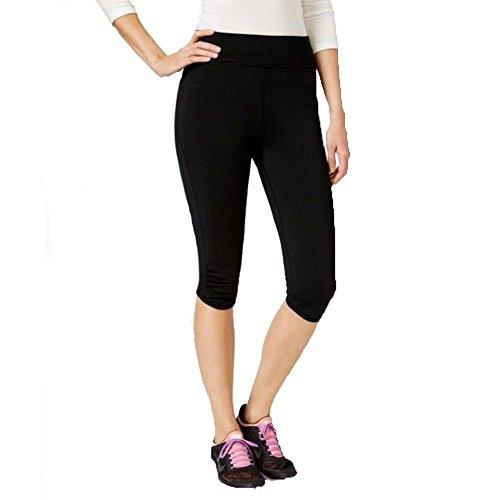 Calvin Klein Performance Cropped Leggings Black X-Small