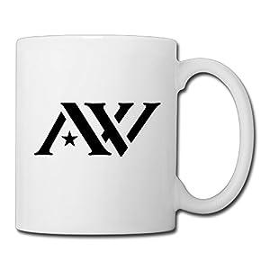 Christina Andre Ward Logo Ceramic Coffee Mug Tea Cup White
