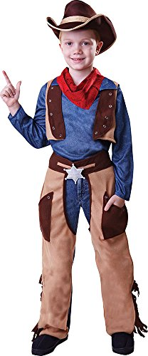 Cowboy Wild West Large (Wild Wild West Outfit)