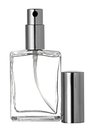 Amazon.com: riverrun/Atomizador de Botella de vidrio vacíos ...