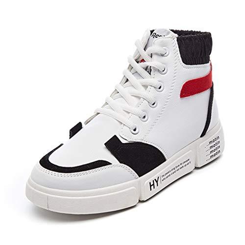 Sneakers Allenamento Springamp; Scarpe Flat B top Fall Fitness Fashion Corsa Yan Da High Cross E Donna Casual YIDH2WE9